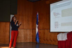 Ana Duarte, auditora de la DGII