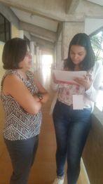 Audrey entrevista a Maricécili Mora sobre los niveles de violencia del país