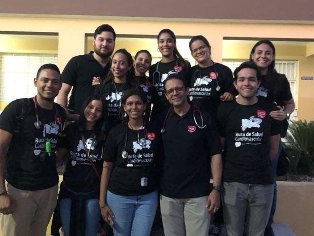 Team INTEC Ruta de Salud Cardiovascular