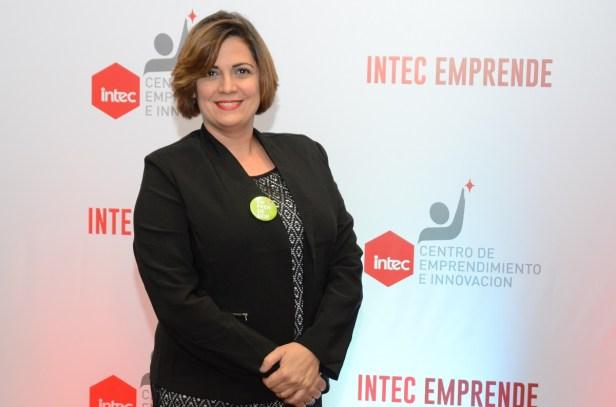 María Machado, directora del Centro de Emprendimiento e Innovación del INTEC.