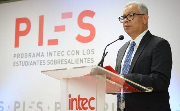José Feliz Marrero, vicerrector académico del INTEC