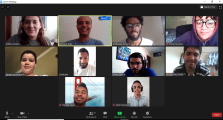 Rover Challengue Nasa 2020 - Encuentro virtual