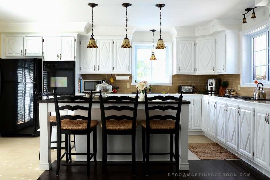 peinturer des armoires de cuisine avec la peinture advance de benjamin moore