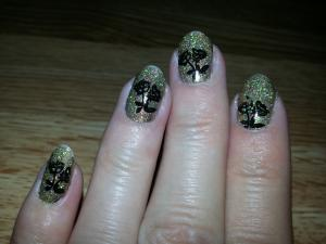 Glitters Stamp