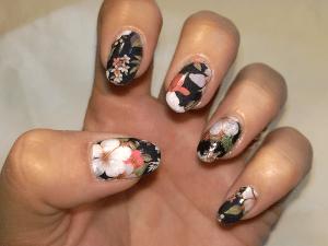Cloisonne Flowers
