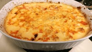Cauli Mac N Cheese