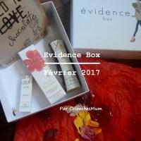 Une évidence, cette box :) - Fév 17