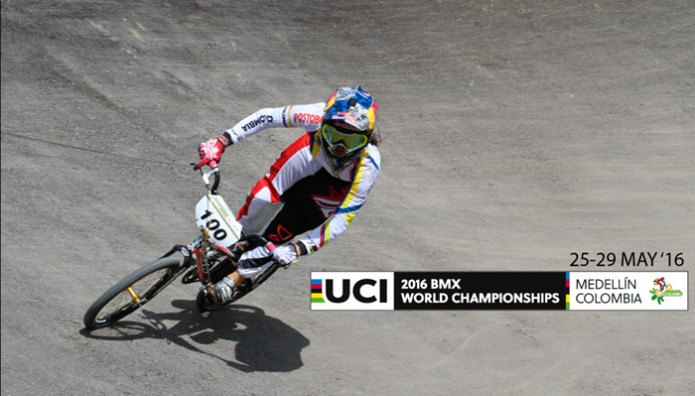 WK BMX Medellin