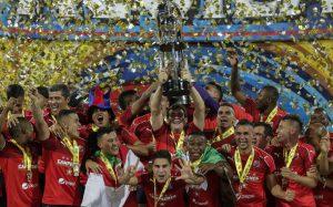 Independiente Medellin voor de zesde keer landskampioen