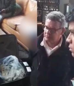 Nieuwe video's vrijgegeven omtrent omkoopschandaal officier van justitie