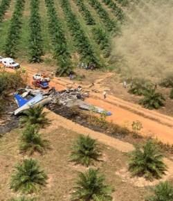 Vliegtuigongeluk in Meta eist 14 levens