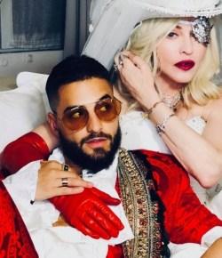 Madonna en Maluma lanceren gezamenlijke track