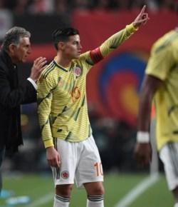 Colombia speelt op 3 juni vriendschappelijke wedstrijd tegen Panama