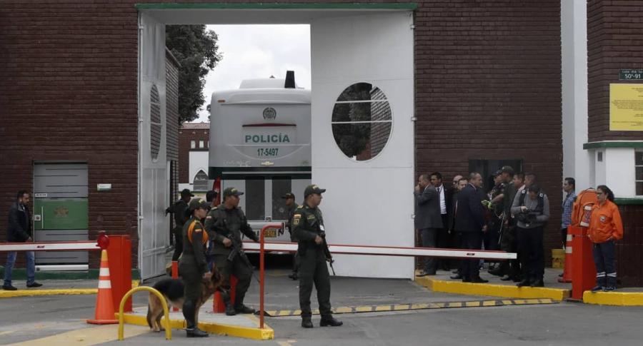 Geldschieter van aanslag op politieacademie Bogotá opgepakt