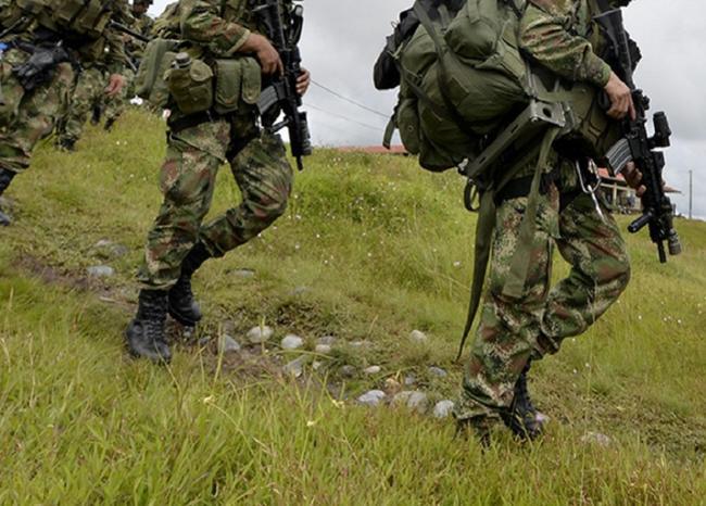 Zes militairen gewond bij aanslag in Norte de Santander