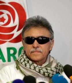 Colombiaanse politie looft beloning uit voor Jesus Santrich