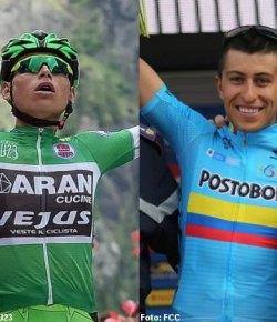 Movistar trekt twee Colombiaanse klimtalenten aan