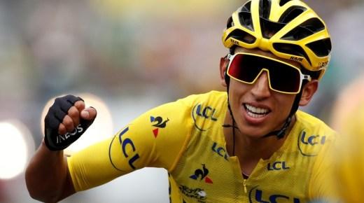 Tourwinnaar Egan Bernal opgenomen in Colombiaanse WK-selectie