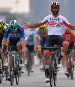 Fernando Gaviria wint tweede ritzege in China