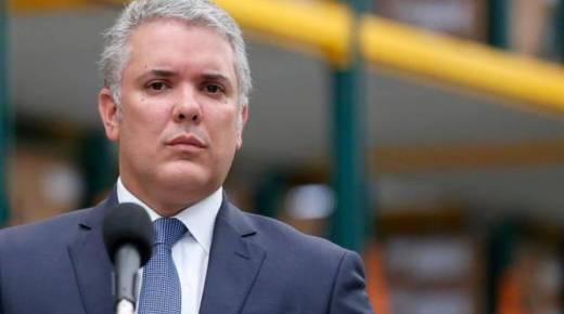 Draagvlak van president Ivan Duque daalt naar 26%