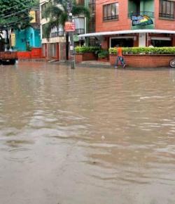 Tweede regenseizoen in Colombia eist 20 doden