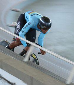 Kevin Quintero pakt goud op WK Baanwielrennen in Australië