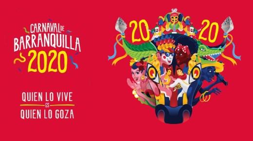 Carnaval de Barranquilla 2020 barst los