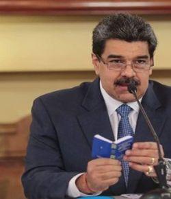 President Maduro doneert twee corona-testmachines aan Colombia