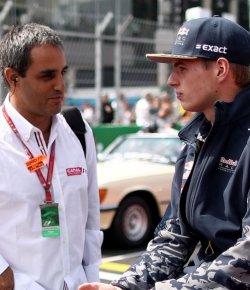 Juan Pablo Montoya neemt deel aan de virtuele 24 uur van Le Mans