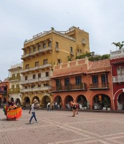 Zes wijken in Cartagena afgesloten vanwege coronavirus