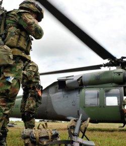 Kopstuk ELN gedood door Colombiaans leger