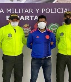 Leider van criminele organisatie Los Pelusos gevangengenomen
