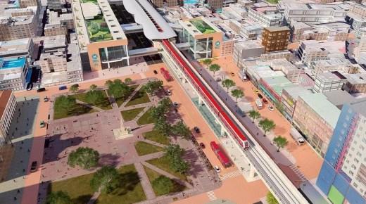 Bouw metro Bogotá officieel begonnen