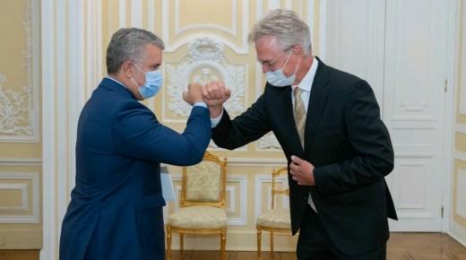 Nederland steunt overgangsrechtspraak in Colombia