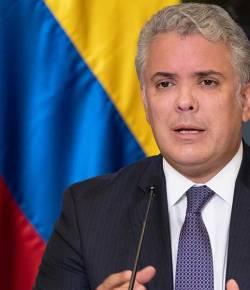 President Duque vraagt steun van de internationale gemeenschap om migranten te vaccineren
