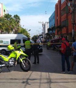 Granaat ontploft in het centrum van Barranquilla