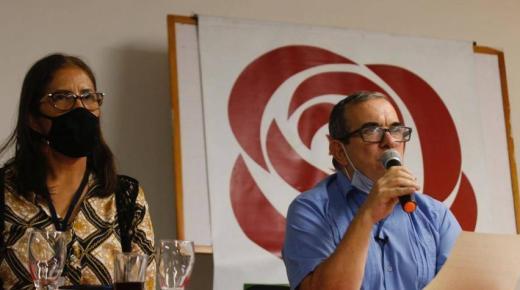 Politieke partij FARC verandert van naam