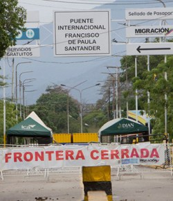 Colombia houdt land- en watergrenzen gesloten tot 1 juni