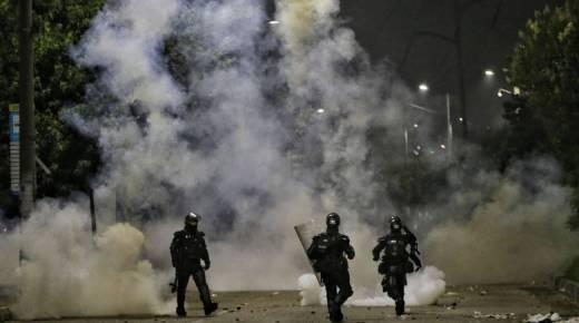 Protesten in Colombia houden aan, ondanks intrekken belastinghervorming