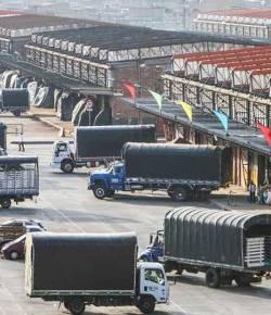 Dreiging voedseltekorten in Bogotá door blokkade voedselvoorzieningen