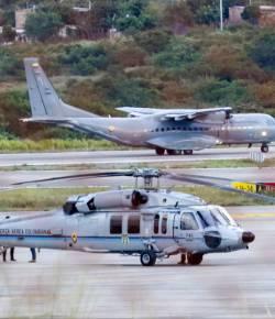 Aanslagplegers helikopter president gearresteerd