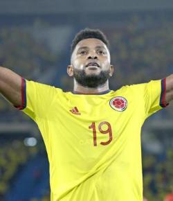 Data WK-kwalificatieduels voor Colombiaans elftal bekend