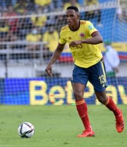 Colombia speelt na spannende slotfase gelijk tegen Ecuador