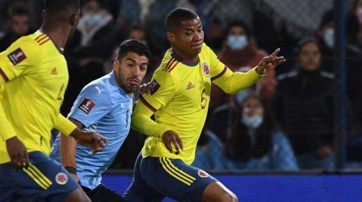 WK-kwalificatie: Colombia speelt gelijk tegen Uruguay