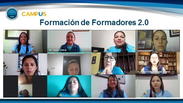 Formación de Formadores 2.0