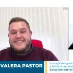 Concejal de Igualdad, Derechos sociales y Políticas Inclusivas, Mariano Valera.