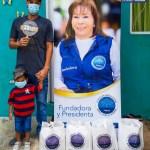Entregas 5500 ayudas en panamá 2020