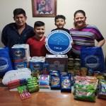 Mejoramos la seguridad alimentaria de familias en situación de vulnerabilidad en el Valle de México.