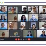 Inicio de clases en el Campus Virtual en Perú. Junio 2021