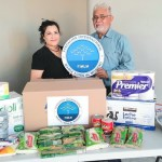 En Monterrey, Nuevo León, se entregaron sonrisas acompañadas de ayudas alimentarias.